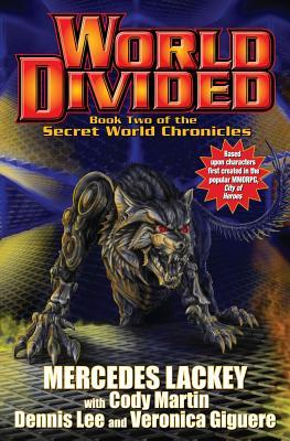 World Divided by Mercedes Lackey