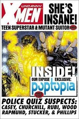 Uncanny X-Men: Poptopia