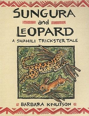 Sungura And Leopard by Barbara Knutson