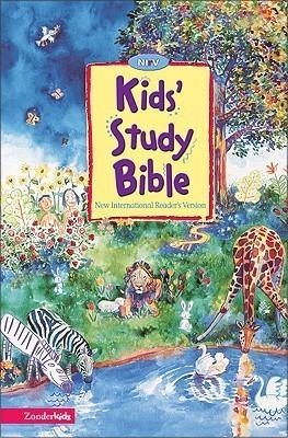 NIrV, Kids Study Bible