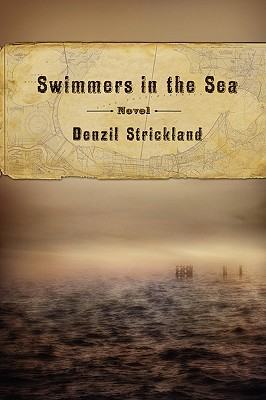 Swimmers in the Sea by Denzil Strickland