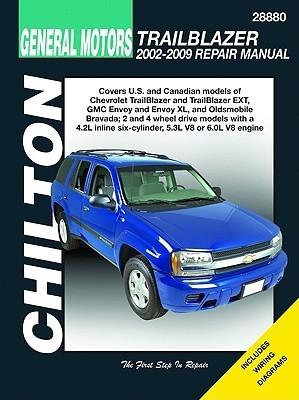 General Motors Trailblazer Repair Manual, 2002-2009