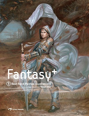 Fantasy +3: Best Hand-Painted Illustrations
