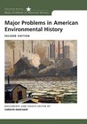 Major Problems in American Environmental History (Major Problems in American History (Wadsworth))