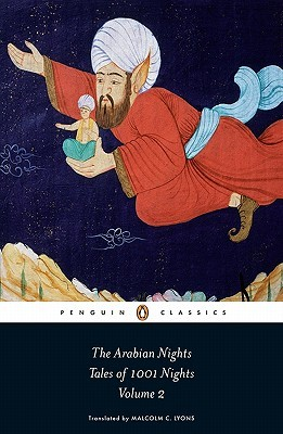 The arabian nights: tales of 1001 nights, volume 2 by Anonymous