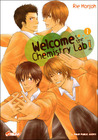 Welcome to the Chemistry Lab T01 by Rie Honjou