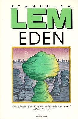 Eden by Stanisław Lem