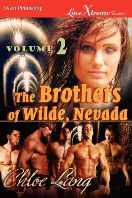 The Brothers of Wilde, Nevada: Volume 2 (The Brothers of Wilde, Nevada #3-4)