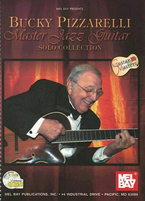 Bucky Pizzarelli Master Jazz Guitar: Solo Collection [With 2 CDs]
