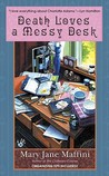 Death Loves a Messy Desk (A Charlotte Adams Mystery #3)