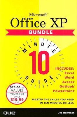 Microsoft Office XP 10 Minute Guide Bundle