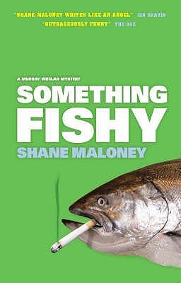 Something Fishy (Murray Whelan, #5)
