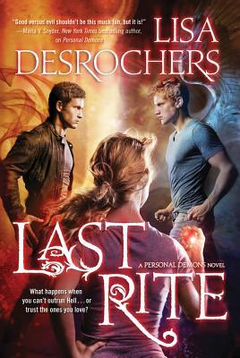 Last Rite by Lisa Desrochers