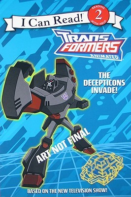 Transformers Animated: The Decepticons Invade! Download PDF ebooks