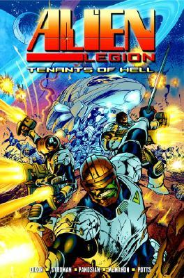 Alien Legion: Tenants of Hell 978-1840238112 MOBI FB2