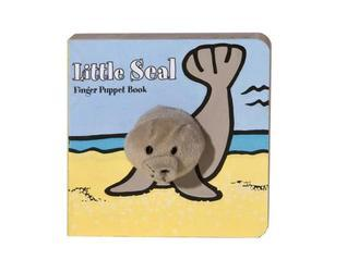 Little Seal: Finger Puppet Book