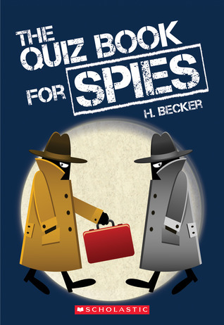 The Quiz Book for Spies