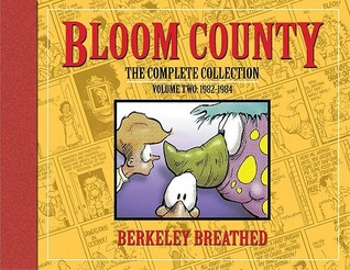 Bloom County Complete Library Volume 2 Signed Limited Edition