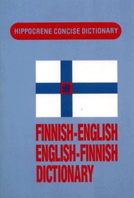 Finnish-English, English-Finnish Dictionary