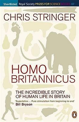 Homo Britannicus by Chris Stringer