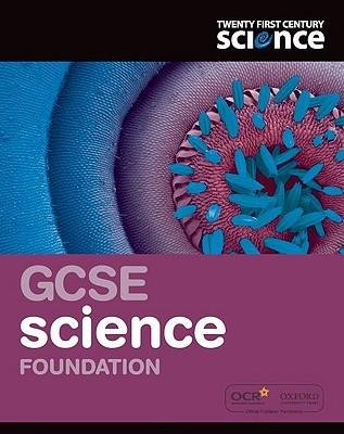 Gcse Science Foundation. Student Book