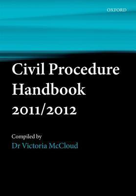 Civil Procedure Handbook 2011/2012