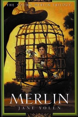 Merlin by Jane Yolen