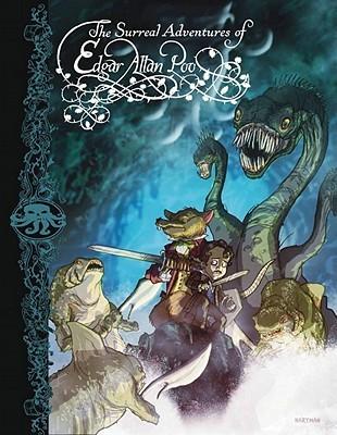 The Surreal Adventures of Edgar Allan Poo #1
