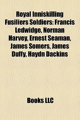Royal Inniskilling Fusiliers Soldiers