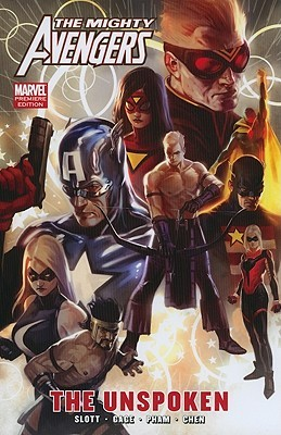 The Mighty Avengers, Vol. 6: The Unspoken