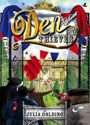 Den of Thieves (Cat Royal, #3)