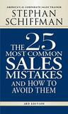 The 25 Most Common Sales Mistakes and How to Avoid Them