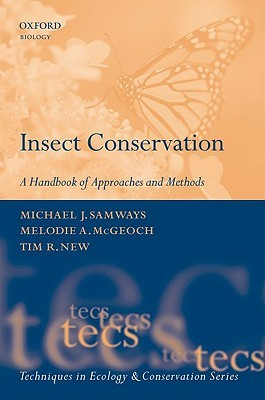 Insect Conservation: A Handbook of Approaches and Methods