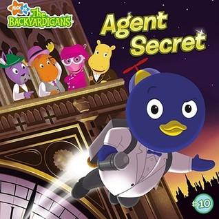 Agent Secret 978-1416938231 DJVU PDF