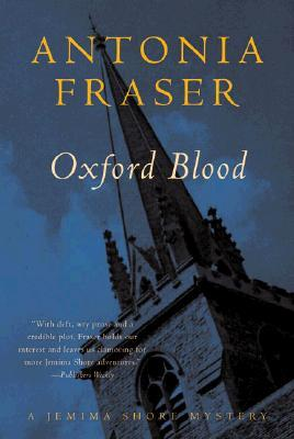 Oxford Blood(Jemima Shore 5)