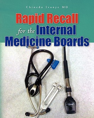 Rapid Recall for the Internal Medicine Boards