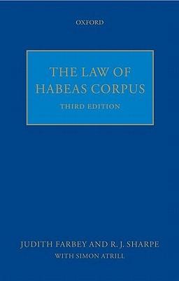 The Law of Habeas Corpus