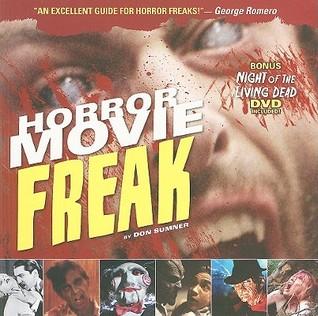 Horror Movie Freak [With DVD]