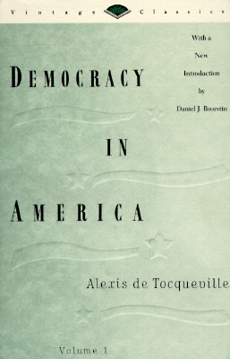 de tocqueville democracy during the us summary