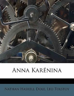 Anna Karénina Volume 1