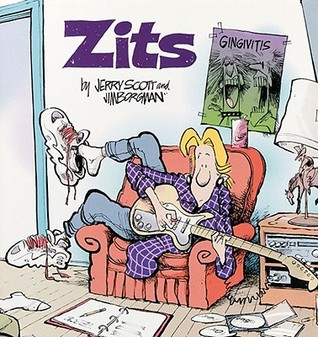 Zits (Zits Sketchbook, #1)