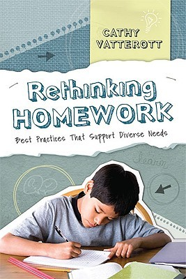 rethinking homework book