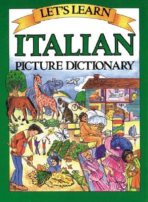 Let's Learn Italian Picture Dictionary FB2 MOBI EPUB 063-9785411062 por Marlene Goodman