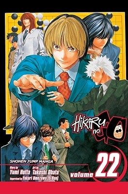 Hikaru no Go, Vol. 22 by Yumi Hotta