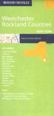 Westchester County, New York Map