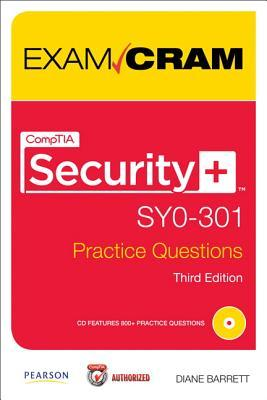 Comptia Security+ Sy0-301 Practice Questions Exam Cram