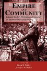 Empire And Community: Edmund Burke's Writings And Speeches On International Relations