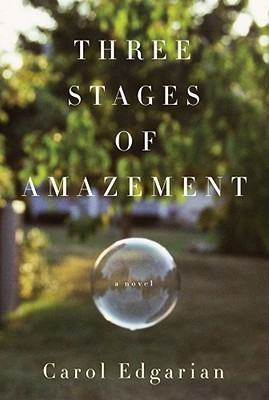 Three Stages of Amazement by Carol Edgarian