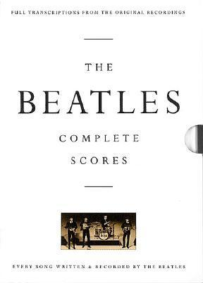 The Beatles: Complete Scores