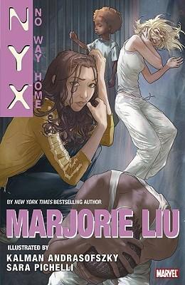 NYX by Marjorie M. Liu